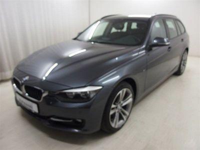 gebraucht BMW 328 i xDrive Touring+Sport Line+Rückfahrkamera