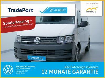 gebraucht VW Transporter T6Kasten TDI KLIMA E-PAKET PDC hi.