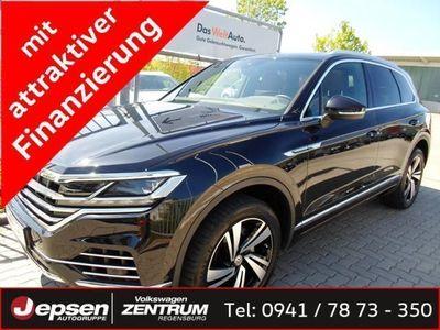 usado VW Touareg 3.0 TDI SCR Luft. STHZ. ACC. AHK. PANO-D D