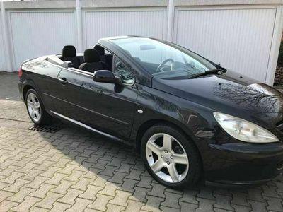 gebraucht Peugeot 307 CC Filou 110 Cabrio-Coupe (S1)