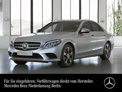 gebraucht Mercedes C160 Avantgarde LED PTS 9G Sitzh Sitzkomfort Temp