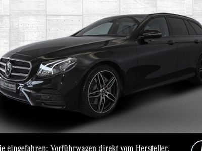 second-hand Mercedes E300 T-Modell AMG Line EU 6d-TEMP