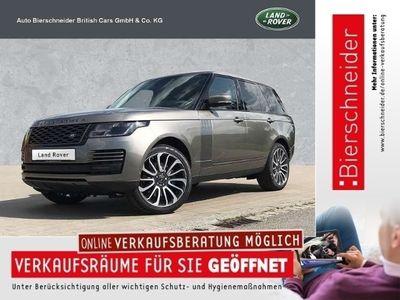 gebraucht Land Rover Range Rover 3.0 SDV6 Vogue MERIDIAN PANORAMA STANDHEIZUNG HEAD-UP