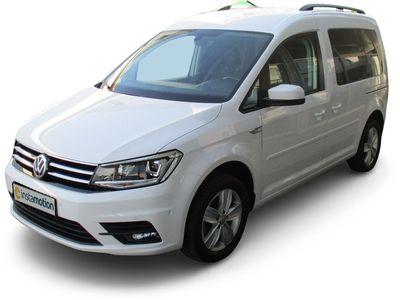 gebraucht VW Caddy CaddyTSI 92 kW 6-Gang Comfortline | NAVI |