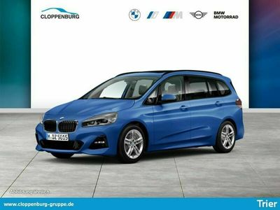 gebraucht BMW 218 Gran Tourer i M Sportpaket LED Pano.Dach RFK