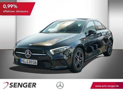 gebraucht Mercedes A220 4MATIC Limo Navi Premium Panorama Multibea