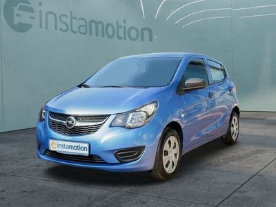 gebraucht Opel Karl Karl1.0 75 PS Selection Cool & Sound