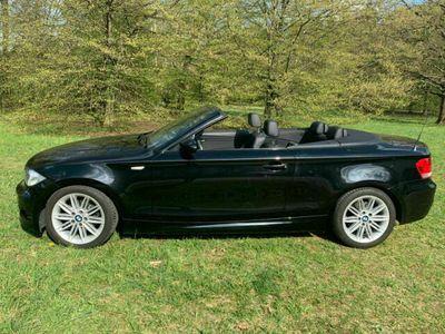 gebraucht BMW 125 Cabriolet i M-Sportpaket*Navi*Xenon*Leder
