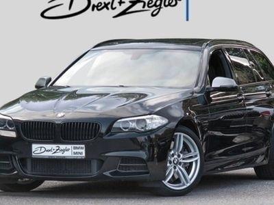 gebraucht BMW M550 xDrive Touring XENON NAVI HIFI GLASDACH