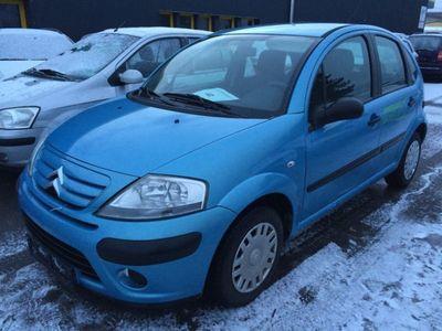 gebraucht Citroën C3 1.4 L Benzin/Erdgas CNG Klima