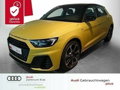 gebraucht Audi A1 Sportback Launch Edition white 30 TFSI 85 kW (115 PS) S tronic