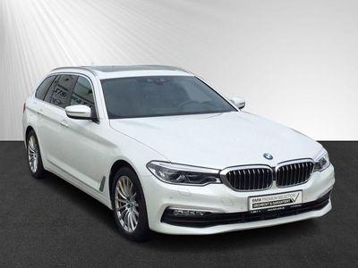 gebraucht BMW 540 i xDrive Touring Aut. GSD LED Navi SHZ