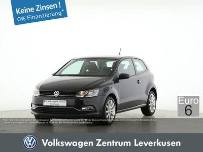 gebraucht VW Polo 1.2 TSI Highline SERVO KLIMA PDC SHZ EU6 - Klima,Sitzheizung,Alu,Servo,
