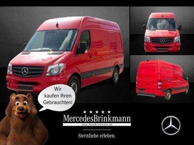 gebraucht Mercedes Sprinter 316 CDI Ka. Hochdach Navi Kamera/Klima