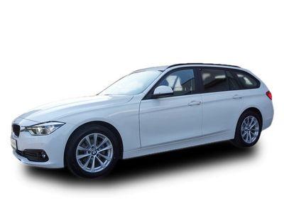gebraucht BMW 318 318 d Touring Autom. LED NAVI PDC Eueo 6d-Temp