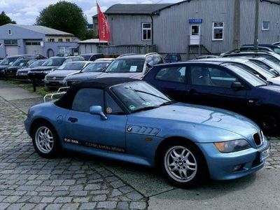 gebraucht BMW Z3 1,9 140PS als Cabrio/Roadster in Stadtmitte