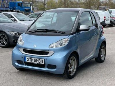 gebraucht Smart ForTwo Coupé forTwo Micro Hybrid Drive Automatik