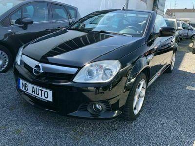 gebraucht Opel Tigra 1.8 Twin Top Cosmo/Navi/Leder/SHZG