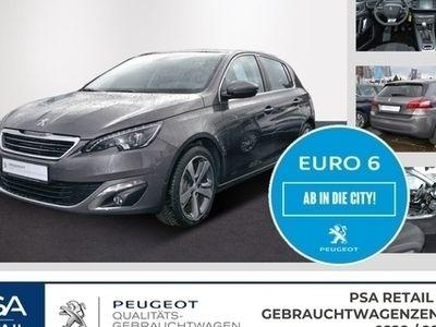 käytetty Peugeot 308 PureTech 130 Benzin Allure Navi Panorama