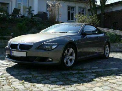 gebraucht BMW 635 Cabriolet 6er, d Aut. Sehr gepflegt