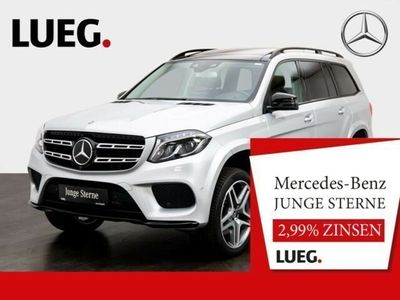 gebraucht Mercedes GLS350 d 4M AMG+COM+Pano+Airm+Sthzg+Mem+FaP+360