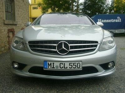 gebraucht Mercedes CL500 7G-TRONIC AMG Styling