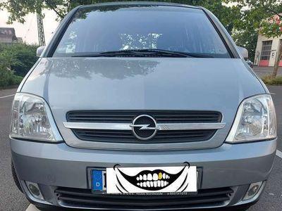 gebraucht Opel Meriva 1.7 CDTI (Essentia)