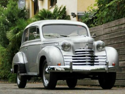 gebraucht Opel Olympia 1952 in ungewöhnlich gutem Zustand