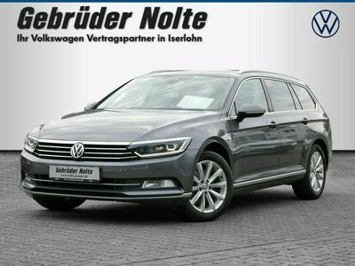 gebraucht VW Passat Variant 2.0 TDI Highline