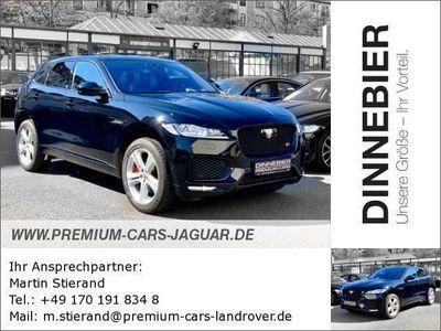 gebraucht Jaguar F-Pace 30d S AWD | Berlin