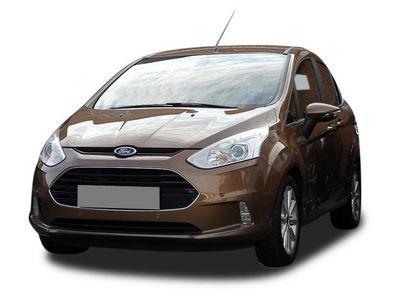 gebraucht Ford B-MAX 1.0 Eco Boost Titanium ABS