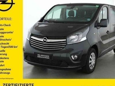 gebraucht Opel Vivaro 1.6 D CDTI L1H1+Navi+PDC+Sitzheiz+9Sitzer