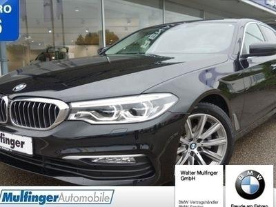 """gebraucht BMW 520 dA.Standh.DrivAss.Ad-LED HUD KomfZ.Parkass18"""""""