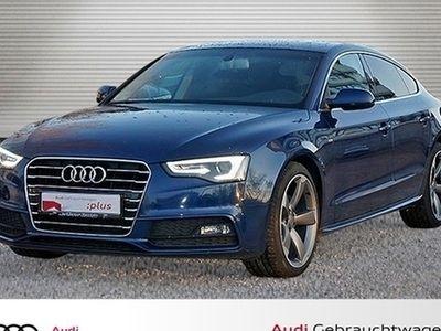 gebraucht Audi A5 Sportback 2.0 TDI multitronic S line Ext. Xenon Navi GRA LM PDC