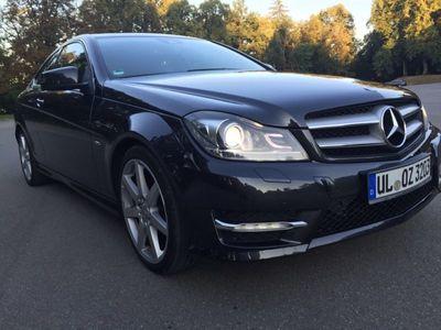 gebraucht Mercedes 250 C -CoupeCDI AMG OPTIK