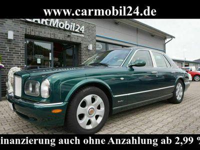 gebraucht Bentley Arnage /Leder/Klima/SHZ/Elektr.Sitze/Automatik/