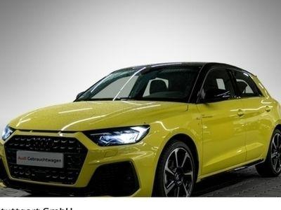 gebraucht Audi A1 Ambition Launch white30 TFSI VirtCockp SHZ PDC schwarz-schwarz-feinsilber/ schwarz-schwarz/schwarz/titangrau