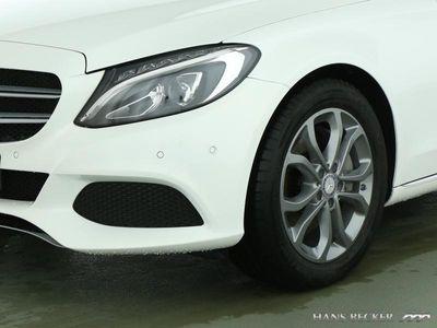 gebraucht Mercedes C250 C-KlasseT Avantgarde Int. Ext. LED Panora. Kamera