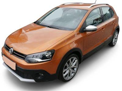 gebraucht VW Polo Cross Polo 1.2 TSI * BMT * WINTERPAKET * PDC * SHZG * TEMPOMAT * KLIMAAUTOMATIK
