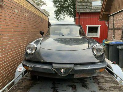 gebraucht Alfa Romeo 2000 Spider SpiderTyp 115 Einspritzer