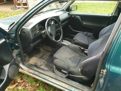 gebraucht VW Golf III als Bastel auto