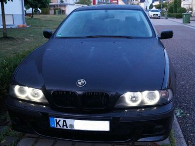 gebraucht BMW 525 i / M-Paket Leder Lenkrad / 17 Zoll Alufelgen