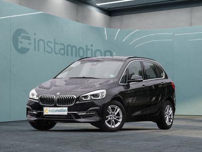 gebraucht BMW 220 Active Tourer 220 d Luxury Line mon. 269- ohne Anz. HiFi DAB LED AHK