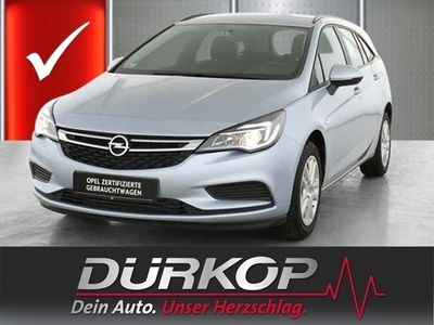 gebraucht Opel Astra Kombi Edition 1.6 CDTI Navi900/Tempomat/PDC/Klima