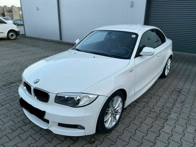gebraucht BMW 120 Coupé d E82 Coupe M Paket TÜV NEU 1.Hand als Sportwagen/ in Saarlouis