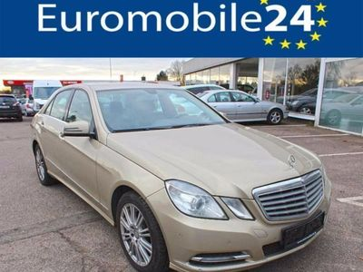 gebraucht Mercedes E300 E-Klasse Lim.CDI BlueEfficiency