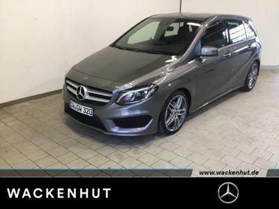 gebraucht Mercedes B200 d AMG NAVI+PARK+KLIMA+LED+SITZ+LICHT&SICHT AMG Lin