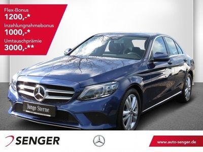 gebraucht Mercedes C220 d Avantgarde Navi Multibeam Rückfahrkamera Fahrzeuge kaufen und verkaufen