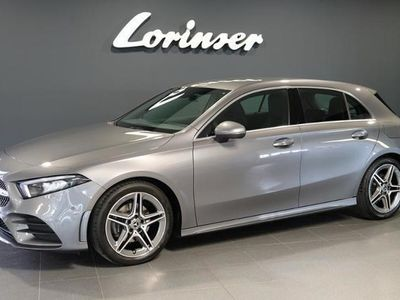 gebraucht Mercedes A180 AMG/LED/NAVI PREMIUM/PARKTRONIC-SYSTEM