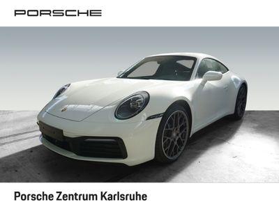 gebraucht Porsche 911 Carrera 4 992 BOSE LED-Matrix Rückfahrkamera